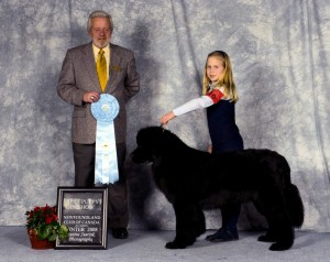 Porter - Best Puppy in 2008 Regional Specialty Show