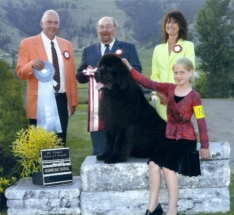 Mac Jrs - Oscar - Reserve Best Overall 2009 Provincials